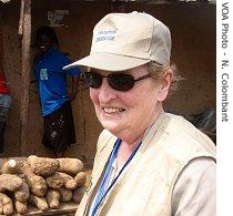 Former U.S. Secretary of State Madeleine Albright says election authorities have failed nigerians, 23 Apr 2007